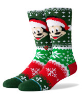 Stance Mickey Claus Socks - Multi