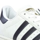 Adidas Superstar ADV (Split) Shoes - White/Core Black/Gold Metallic