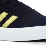 Adidas Busenitz II Shoes -  Black/Gold Metallic/Solar Red