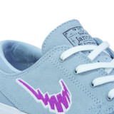 Nike SB Zoom Janoski RM Shoes - Light Armory Blue/Vivid Purple-White