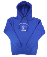 Thrasher Gonz Hooded Sweatshirt - Royal Blue