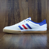 Adidas Lucas Premiere Shoes - Cloud White/Collegiate Royal/Crystal White