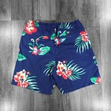 Vans Range 18 Shorts - Dress Blues Trap Floral