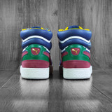 Puma Ralph Sampson Mid BHM Shoes - Dark Denim-Burnt Russet-Amazon Green