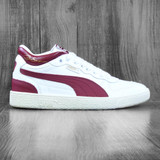 Puma Ralph Sampson Demi OG Shoes - White/Burnt Russet/Whisper White