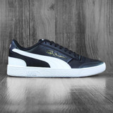 Puma Ralph Sampson Lo Shoes - Black/White