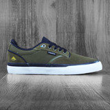 Emerica Dickson Shoes - Olive/Black
