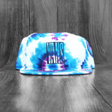 Vans Finders Unstructured Snapback Hat - Tie Dye