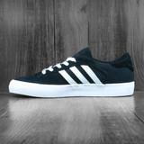 Adidas Matchbreak Super Shoes - Black/White/Gold Metallic