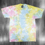 The Quiet Life Kenney Shop T-Shirt - Tie Dye
