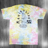 The Quiet Life Kenney Shop T-Shirt - Tie Dye