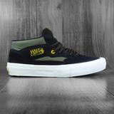 Vans Half Cab Pro Shoes - Black/(Surplus)