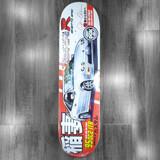 "DGK Shanahan Tuner Skateboard Deck - 8.06"""
