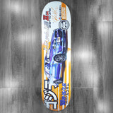 "DGK  Kalis Tuner Skateboard Deck - 8.1"""