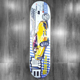 "DGK Williams Tuner Skateboard Deck - 7.9"""
