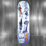 """DGK Quise Tuner Skate Deck - 8"""""""