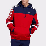 Adidas Originals Classics Hooded Sweatshirt - Red/Navy
