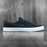 Nike SB Zoom Stefan Janoski Slip RM Shoes - Off Noir/Off Noir-Vast Grey