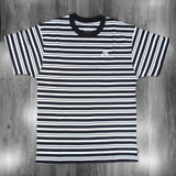 Nike SB AOP Stripe T-Shirt - Black