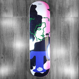 "Quasi Bledsoe Jane Skateboard Deck - 8.25"""