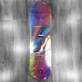"Primitive Silvas Dive Skateboard Deck - 8.12"""