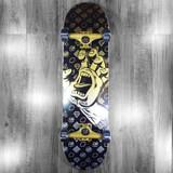 "Santa Cruz Jackpot Hand Skateboard Completes - 8.25"""
