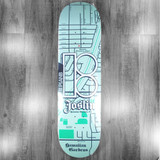 Plan B Joslin Neighbors Skate Deck - 8.5""