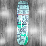 Plan B McClung Neighbors Skate Deck - 8""
