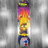 "Plan B McClung Cranial Skate Deck - 8.37"""