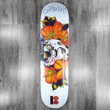 "Plan B Joslin Cranial Skateboard Deck - 8.12"""