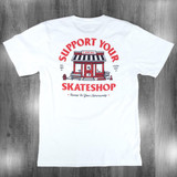 DCS x Shop Keepers T-Shirt - White