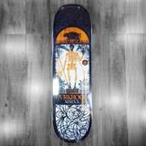 "Darkroom Purgatorio Skateboard Deck - 8.87"""