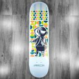"Darkroom The Hook Skateboard Deck - 7.75"""
