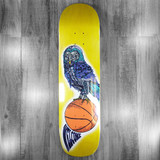 Welcome Hooter Shooter On Bunyip Mid Skateboard Deck - 8""