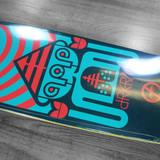 """Darkroom Triclops Cruiser Skateboard Deck - 8.25"""""""