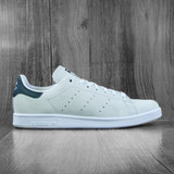 Adidas Stan Smith ADV Shoes - Crystal White/Mineral Green/Footwear White