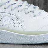 Adidas x Thrasher Tyshawn Shoes -  Cloud White/Scarlet/Gold Metallic