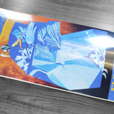 "Habitat Mirtain Imaginary Beings Skateboard Deck - 8.12"""