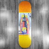 Habitat Gall Imaginary Beings Skateboard Deck - 8""