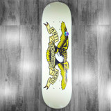 Anti-Hero Classic Eagle Yellow  Skateboard Deck - 8.62""