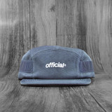 Official Tech Mission Camper Hat - Grey