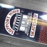 """Real Skate Shop Day Skateboard Deck - 8.06"""""""