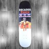 "Terror Planet x Decades Fantasy Skateboard Deck - 8"""