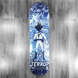 "Terror Planet X Paul Rentler (Hribar) Skateboard Decks - 8.25"""