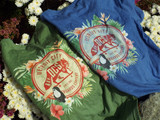 Our new DCS Floral Jungle Vintage T-Shirts are finally available!