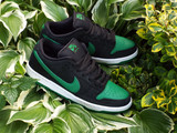 Nike SB Dunk Low Pro Shoes (J-Pack Black/Pine Green) is finally here!