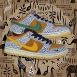 Nike SB Safari Dunk Raffle Information.