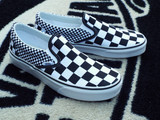 Vans Classic Checkerboard Slip On's are here!
