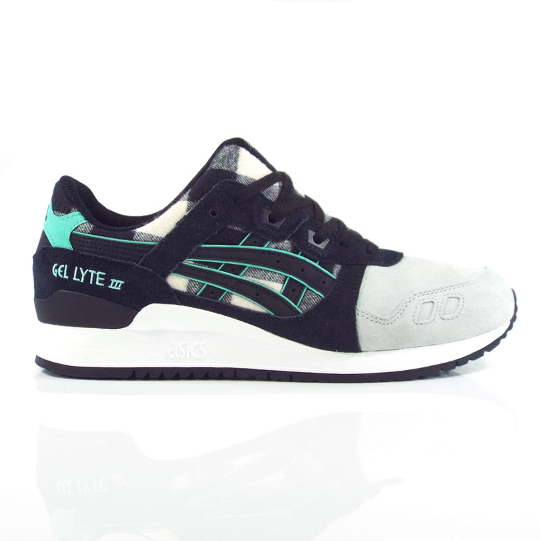 Asics Gel Lyte III Shoes WhiteBlack