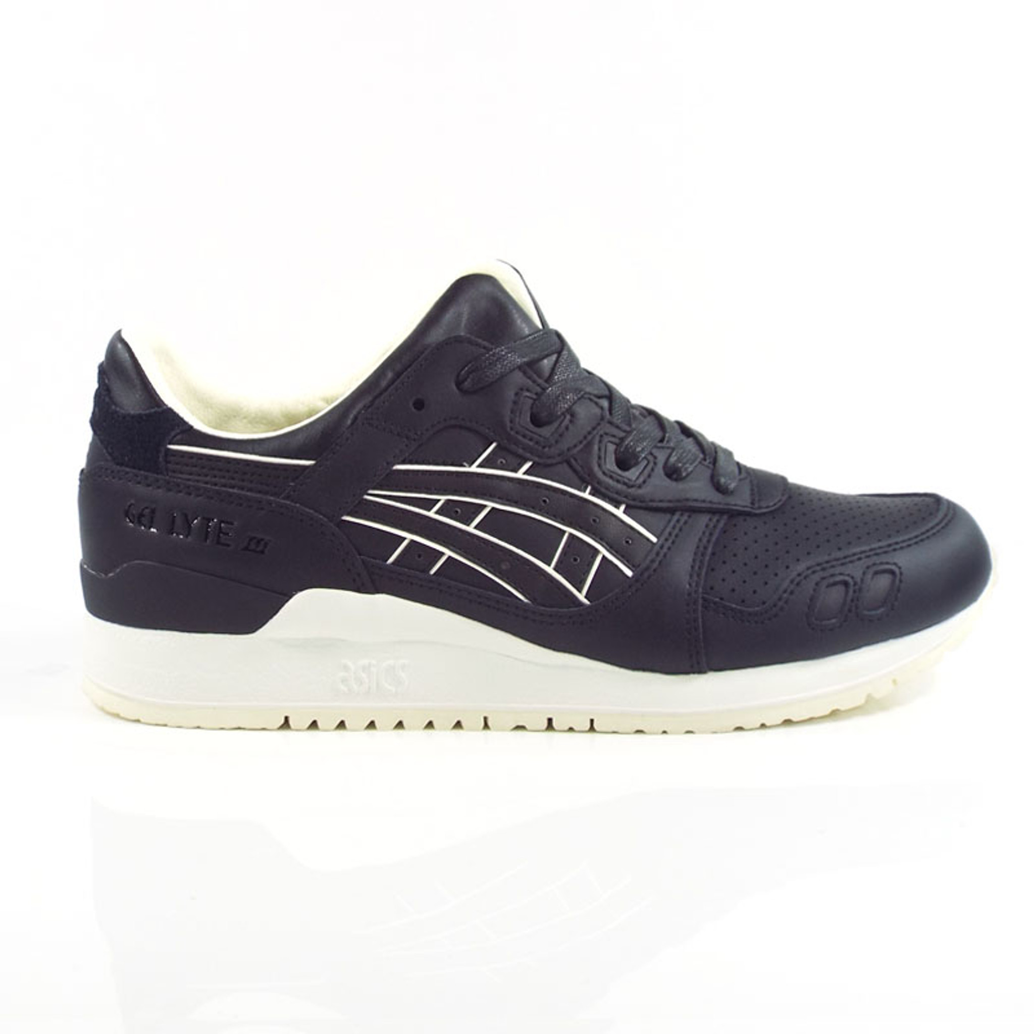 newest collection 37764 80dae Asics Gel Lyte III Shoes - Black/Black